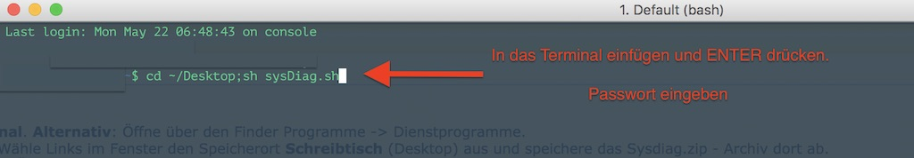 Google Chrome Mac SmartSuche entfernen
